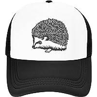 LOKIDVE Boy and Girls 3-13 Year Old Cute Animal Hats Baseball Trucker Cap Adjustable Mesh Ball Caps
