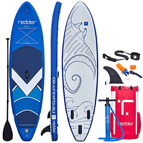 redder Tablas Paddle Surf Hinchables Doble Capa Utopia 105 ...