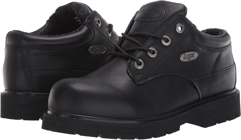 Lugz Mens Driter Lo Lx Classic Oxford Memory Foam Boot