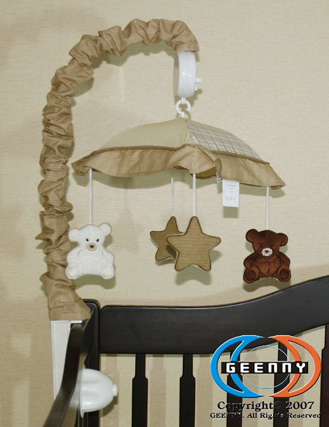 Amazon Com Geenny Boutique 13 Piece Crib Bedding Set
