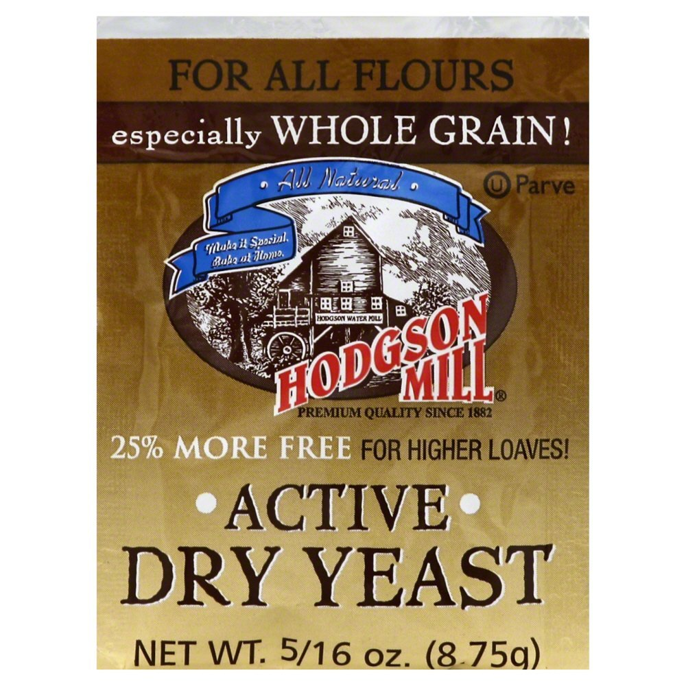 Hodgson Mill Active Dry Yeast 8.75 CT(Pack of 3)