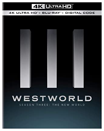 Poster. Westworld: The Complete Third Season