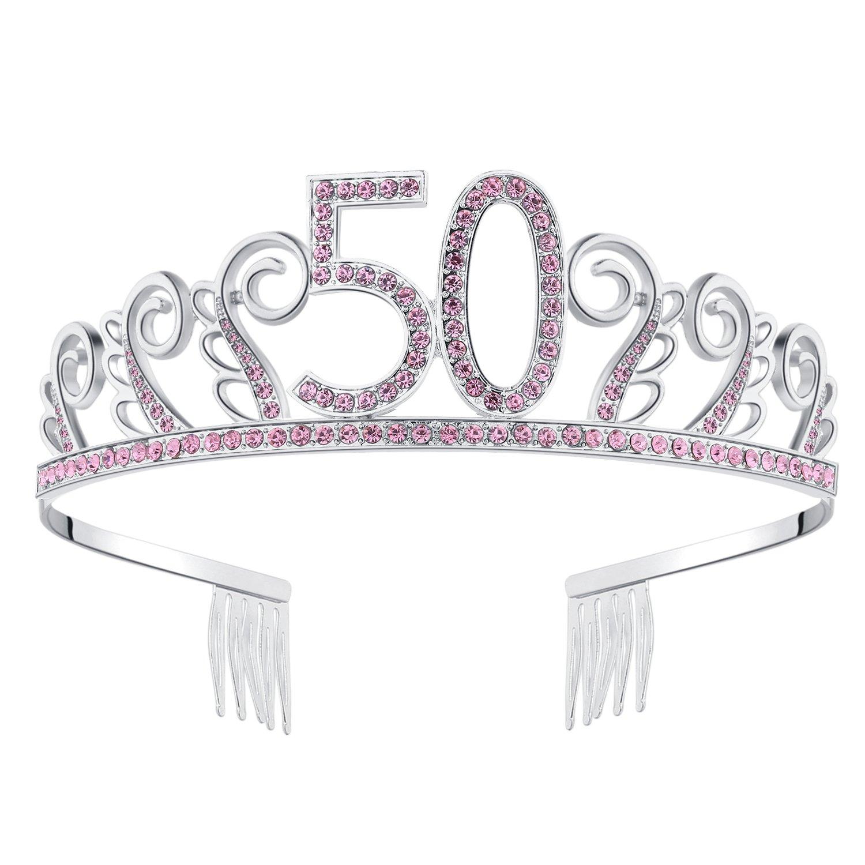 Amazon.com: Ella Celebration 50 & Fabulous Birthday Sash
