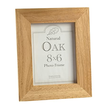 Chunky Oak Picture Frame 8x6\