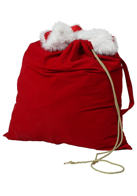 Fun Costumes Deluxe Santa Sack Deluxe Santa Sack Standard