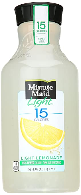 Minute Maid, Light Lemonade, 59 Oz Images