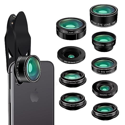 Review Phone Camera Lens Kit,9