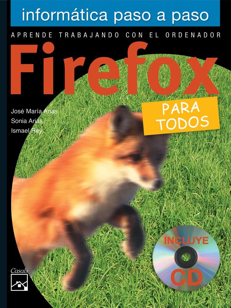 Firefox: Para todos (Informática paso a paso) (Spanish Edition) PDF