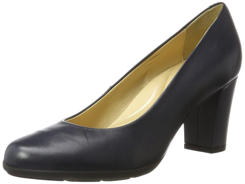 Geox D Annya C, Zapatos de Tacón para Mujer 40 EU|Azul (Navy)