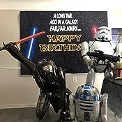 26 R2-D2 Shape Star Wars Balloon Anagram SG/_B01527MGIY/_US