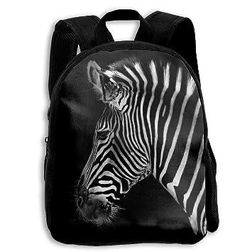 B-Dream Zebra - Mochilas Escolares para niños y niñas con Correas reforzadas: Amazon.es: Hogar