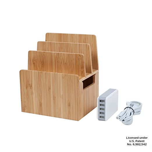 Review MobileVision Bamboo Charging Station