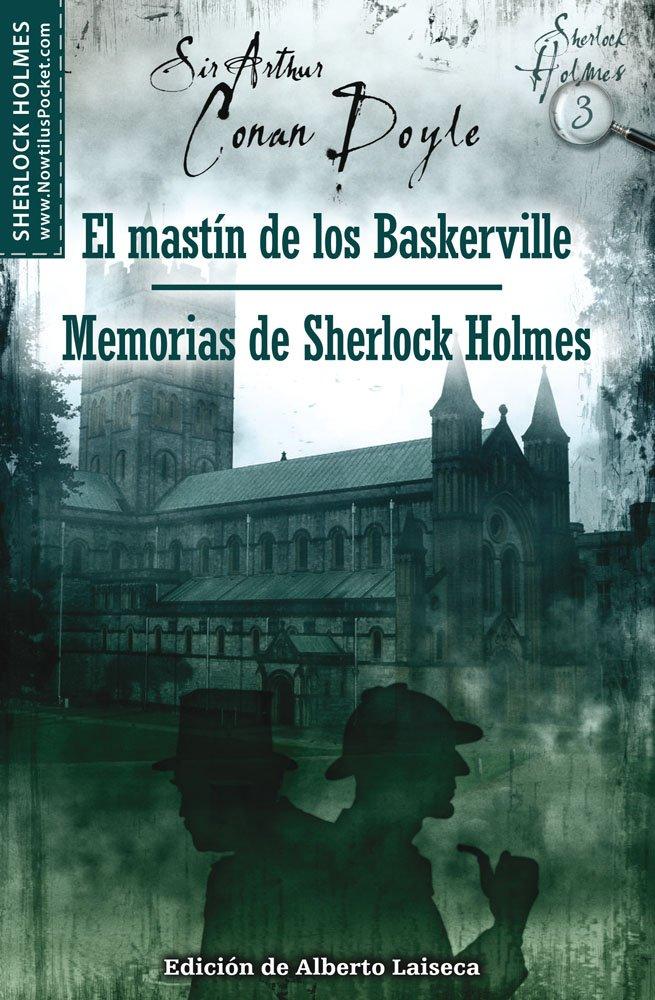 El mastín de Baskerville. Memorias de Sherlock Holmes Nowtilus Pocket: Amazon.es: Conan Doyle, Arthur, Burgos Funes, Jorge León: Libros