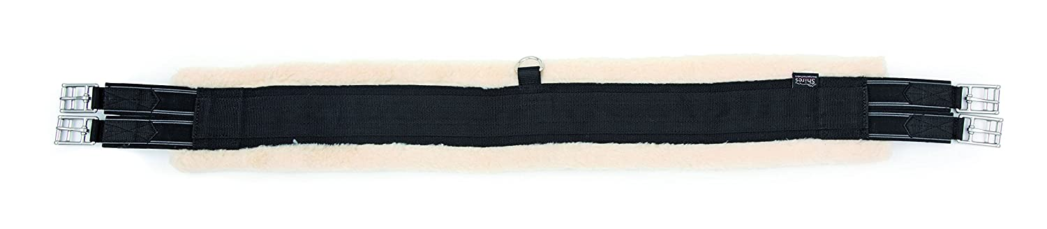 Shires Fleece Lined Girth Shires - MJ Ainge and Co Ltd