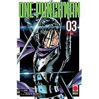 One-punch man, Vol. 03