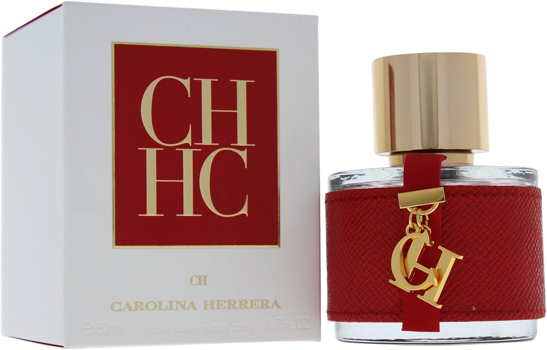 Carolina Herrera Ch Agua de Colonia - 50 ml