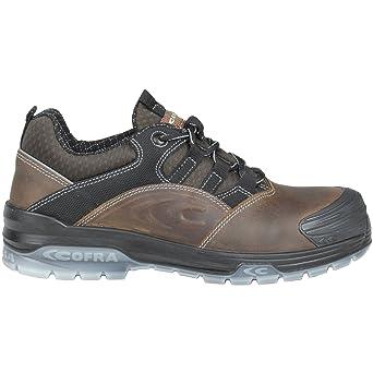 Trabajo Seguridad Eu 40 De Zapatos Marrón Roster Src S3 Cofra pwnxTq6YUf