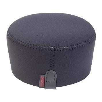 OP/TECH - Funda para objetivo con parasol (talla XXXL, 16,5 cm), color negro: Amazon.es: Electrónica