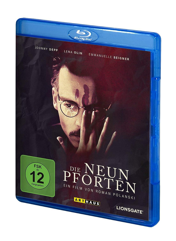 602636507fb570 Die neun Pforten  Blu-ray   Amazon.de  Johnny Depp