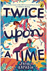 Twice upon a Time Paperback