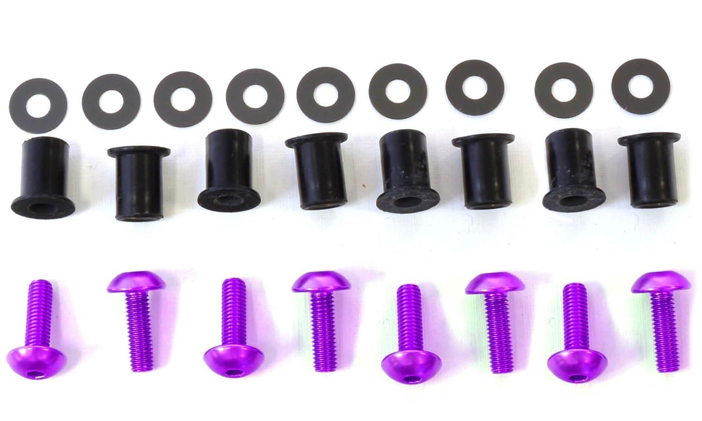 Kit torniller/ía de c/úpula aluminio Pro-Bolt SK4