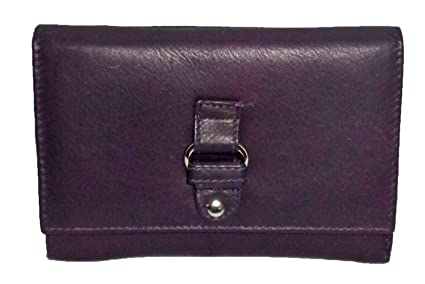 Gorjus LLP 026 - Monedero Varios colores morado: Amazon.es ...