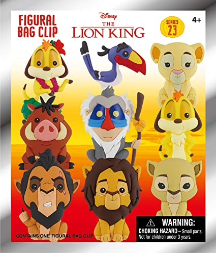Amazon.com: Disney Lion King – Bolsa de espuma 3D ...
