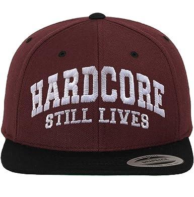 Oldtime Hardcore Clothing - Gorra de béisbol - para hombre rojo ...