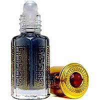 Pachuli - Aceite de perfume con aroma floral de lujo, 6 ml, fragancia de attar unisex de alta calidad