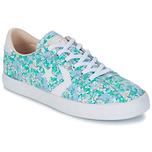 ab826a8eae5a Converse Womens Breakpoint Floral Low Top Sneaker  Amazon.co.uk ...