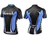 Letook Men's Cycling Jerseys & Bib Shorts Set