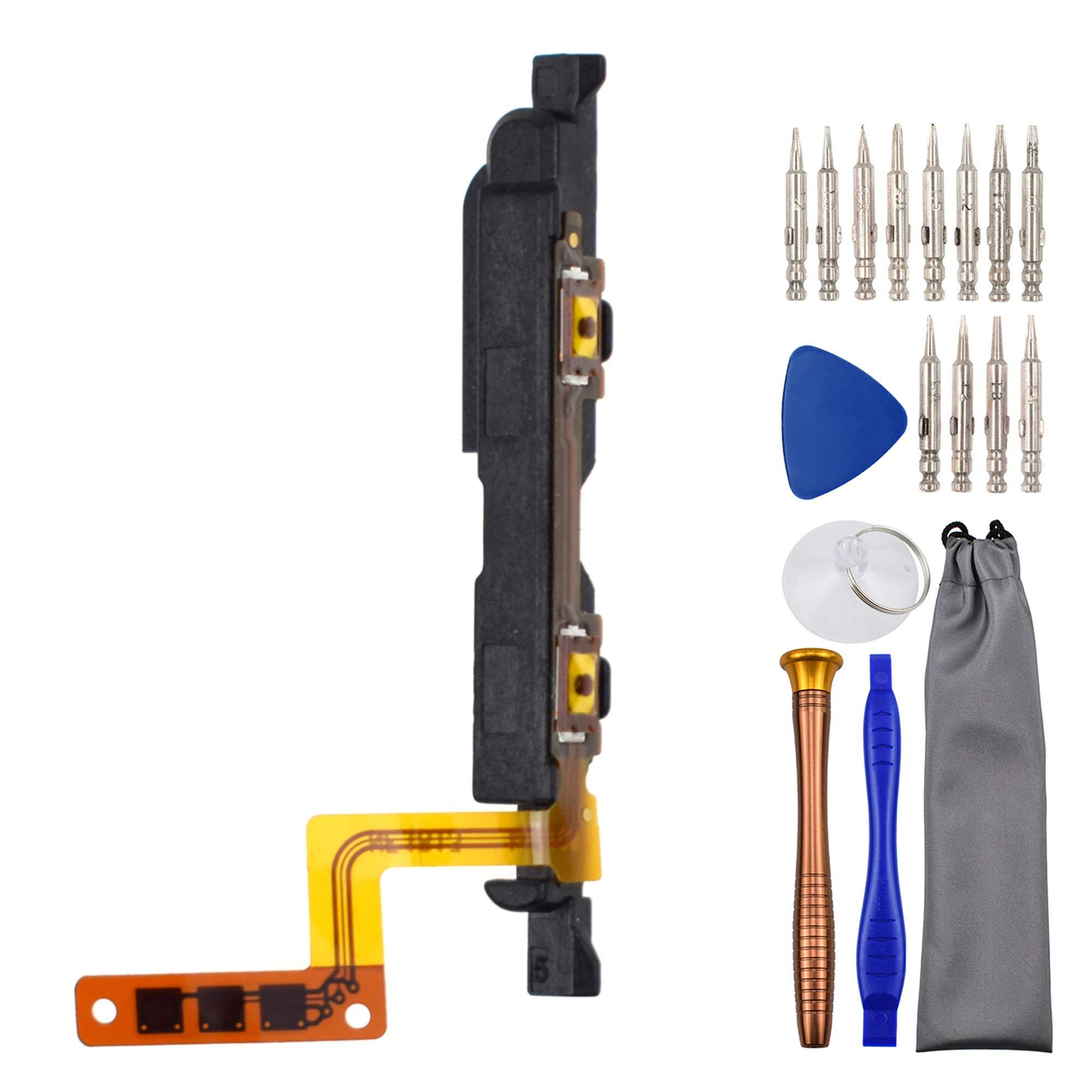 Cable Flex Boton Volumen para LG Q Stylo 4 Q710MS Q Stylus L