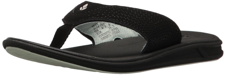 Reef Damen Rover SilverGrey Zehentrenner: : Schuhe