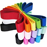 "Hip Girl Boutique 30yd (15x2yd) 7/8"" Solid Grosgrain Ribbon Value Pack"