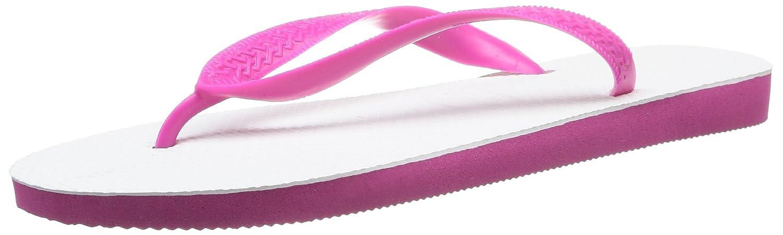 Havaianas Flip Flops Tradicional Zehentrener fuuml;r Mauml;nner/Frauen  37/38 EU (35/36 Brazilian)|Super Pink 2819