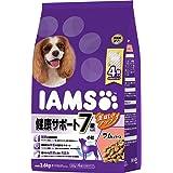 アイムス (IAMS) シニア犬 7歳以上用 健康サポート ラム&ライス 小粒 2.6kg [ドッグフード]