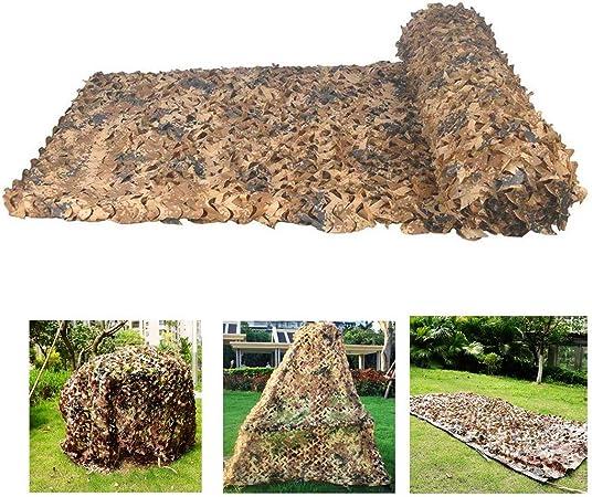 Red De Protección Solar, Malla De Camuflaje Desierto Tela Oxford Sombra 2x3m Toldos Redes De Jardín De Camuflaje Tiendas De Campaña para Dormitorio Decoración Coche De Caza Oculta Militar Sombra: Amazon.es: Hogar