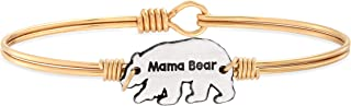 product image for Luca + Danni | Mama Bear Bangle Bracelet For Women Made in USA