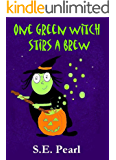 One Green Witch Stirs a Brew: A Rhyming Counting Book (Numbers 1 - 10)