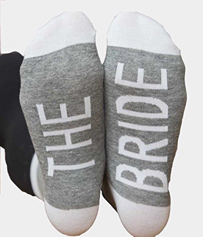 The Paisley Box Women's 'BRIDE' Socks