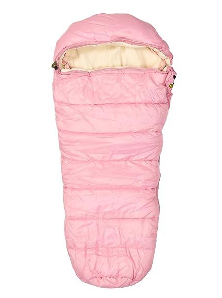 SALEWA Saco de Dormir Infantil Babybird Rosa: Amazon.es: Ropa y accesorios