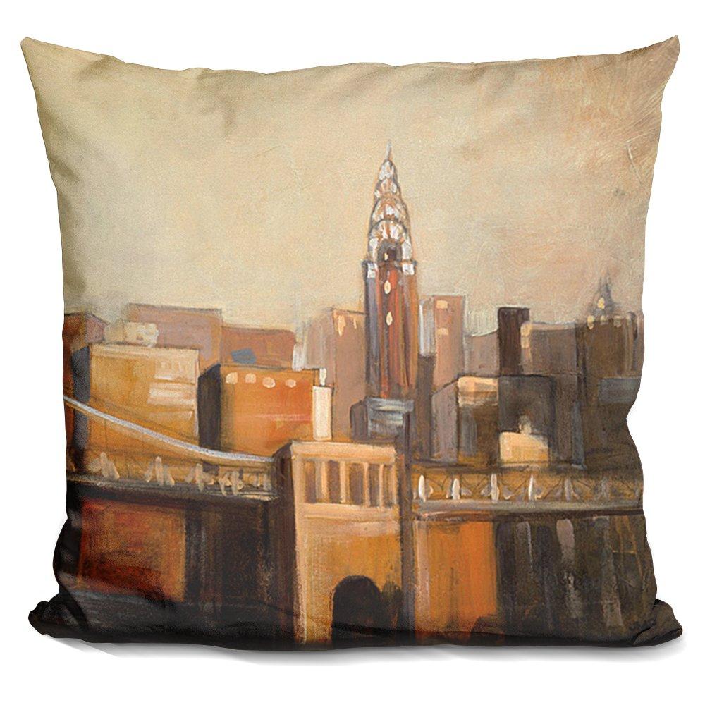 LiLiPiNYC Dawn Ii Decorative Accent Throw Pillow