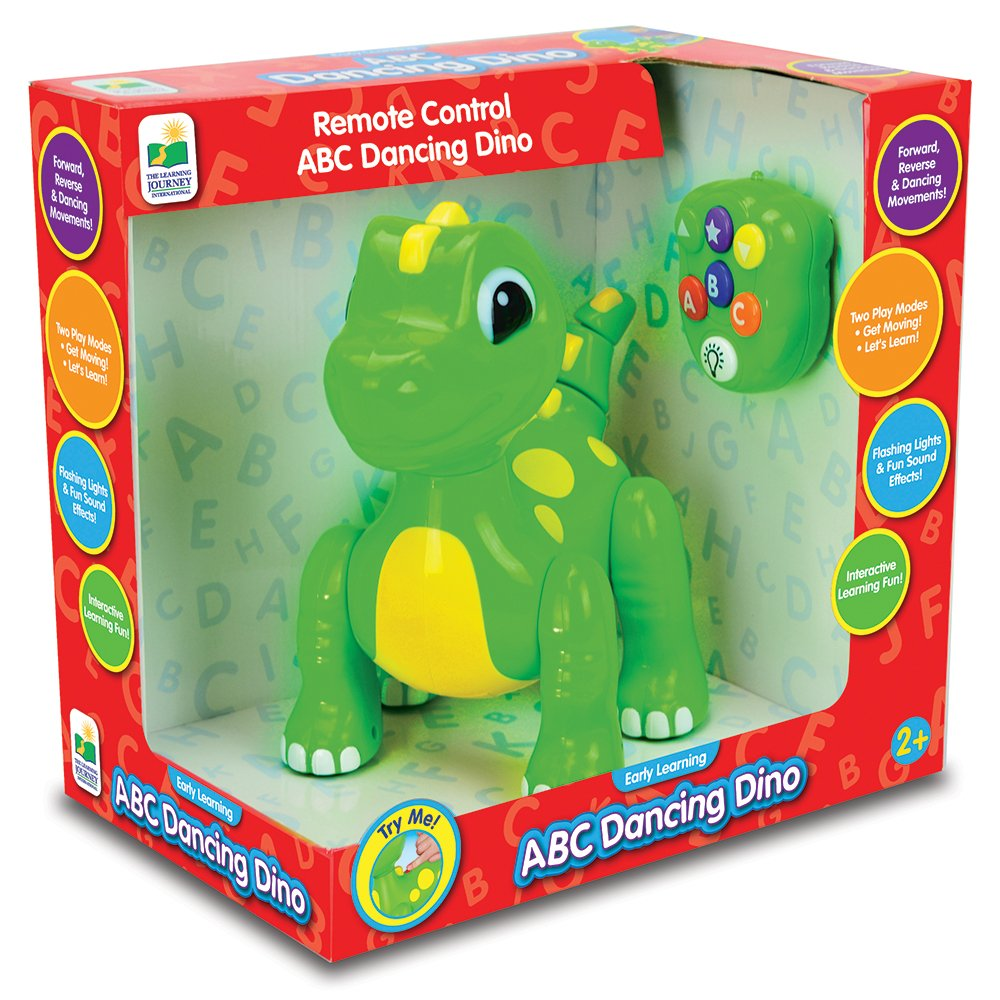 The Learning Journey Remote Control ABC Dancing Dino by The Learning Journey (Image #2)