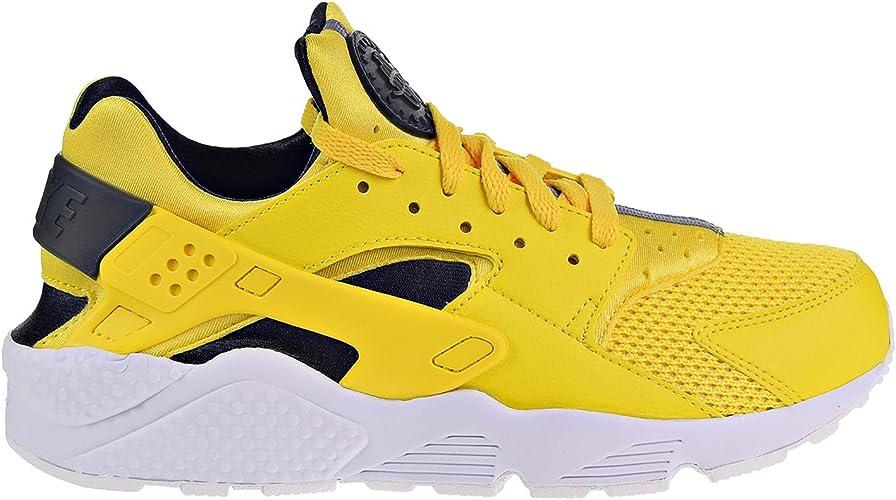 air huarache amarillas