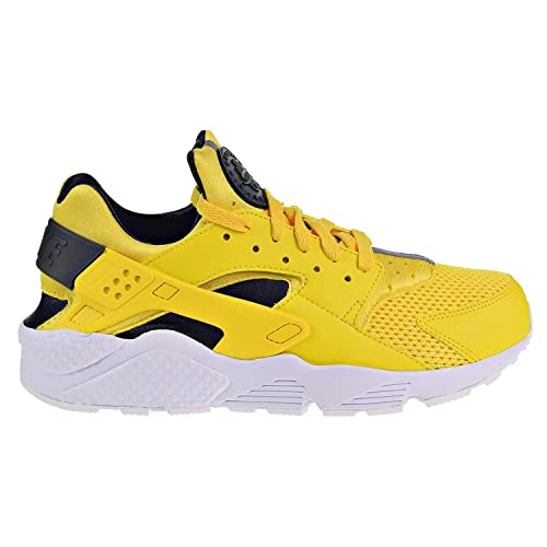 409af6621be33 NIKE Air Huarache Men's Running Shoes Tour Yellow/Anthracite-White ...