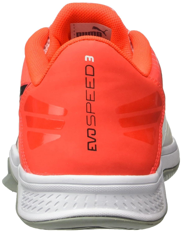 Indoor Amazon Mixte De Chaussures 3 Puma 5 Evospeed Fitness Adulte 7xqRzaw5Un