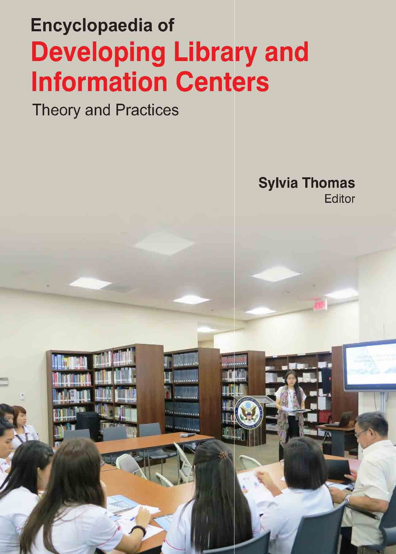 Download Encyclopaedia Of Developing Library And Information Centers: Theory And Practices (3 Volumes) ebook