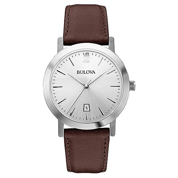 73c16220b Bulova Reloj analógico para hombre