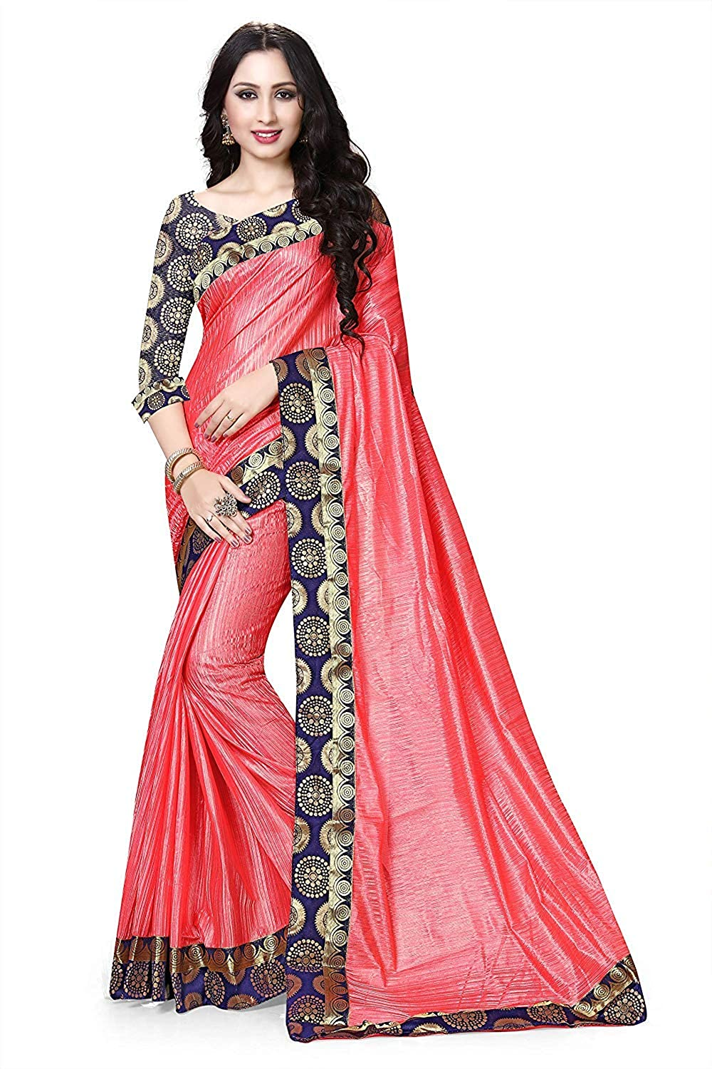 Sarees For Women Party Wear Half Sarees Offer Designer Below 500 Rupees Latest Design Under 300 Combo Art Silk New Collection 2018-2019 In Latest With Designer Blouse Beautiful For Women Party Wear Sadi Offer Sarees Collection Kanchipuram Bollywood Bhagalpuri Embroidered Free Size Georgette Sari Mirror Work Marriage Wear Replica Sarees Wedding Casual Design With Blouse Material