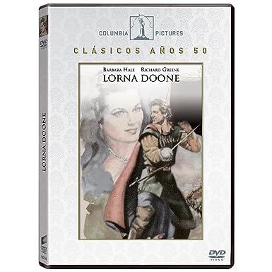 Clásicos Años 50: Lorna Doone [DVD]: Amazon.es: Barbara ...